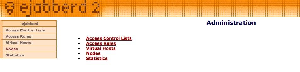ejabberd-Web-Admin